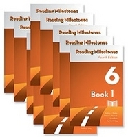 Image Reading Milestones Fourth Edition Level 6 Add-Ons - Orange