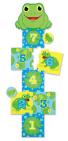 Image Melissa and Doug Froggy Hopscotch Game