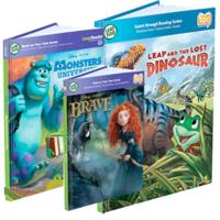 Image LeapFrog LeapReader / Tag Books K-3 1-3