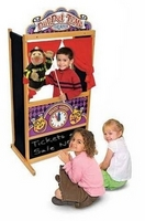 Image Deluxe Puppet Theater