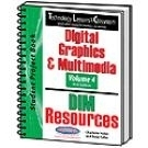 Image Technology Lessons for the Classroom: Digital Graphics & Multimedia - Volume 4