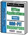 Image Technology Lessons for the Classroom:Office Applications Vol 3 2nd Ed Courseware