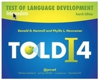 Image TOLD-I:4: Test of Language Development Intermediate Fourth Edition