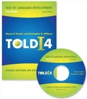 Image TOLD-I:4: Test of Language Development Intermediate Fourth Edition Add-Ons