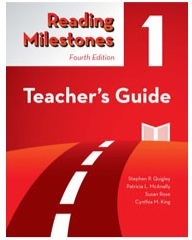 Reading Milestones Fourth Edition Level 1 Add-Ons - Red | Pro Ed and